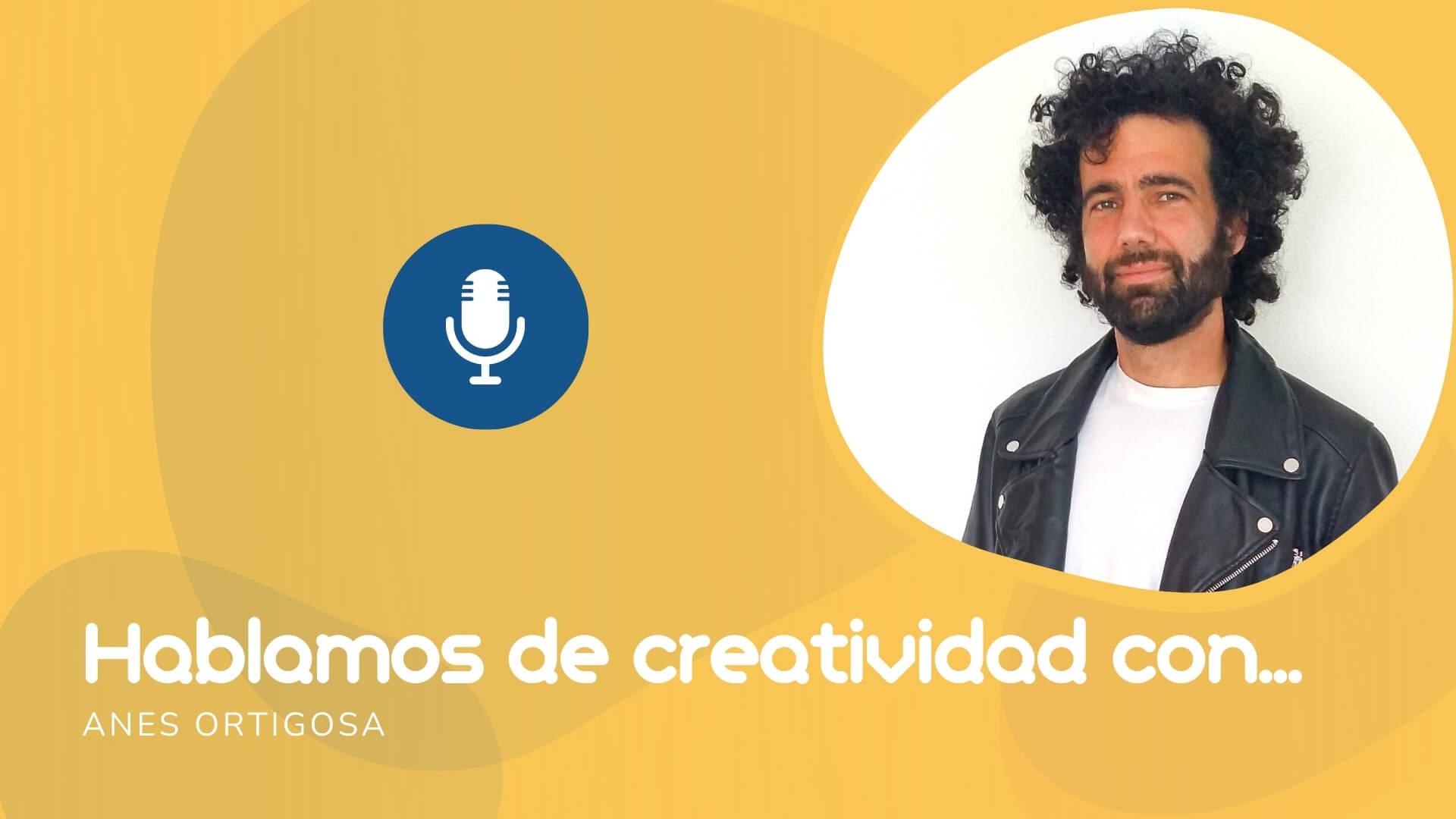 Imagen Podcast sobre creatividad Quoon